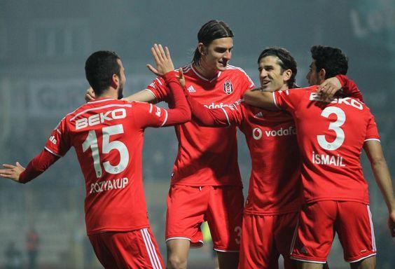 Adana Demirspor: 1 – Beşiktaş: 4