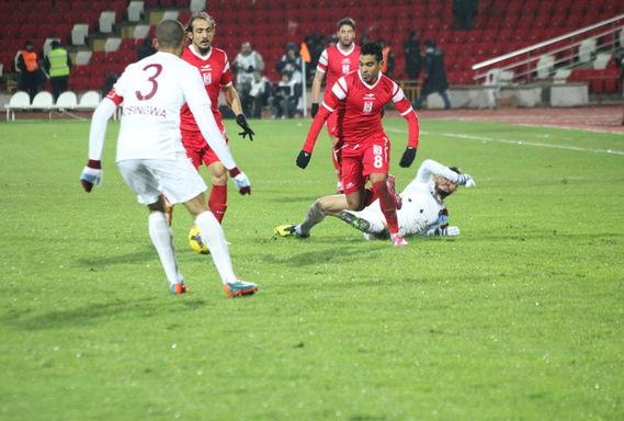Balıkesirspor: 2 – Trabzonspor: 2