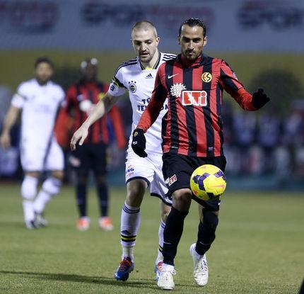 Erkan Zengin Fenerbahçe'yle anlaştı