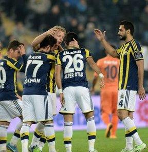 Fenerbahçe: 2 - Başakşehir: 0