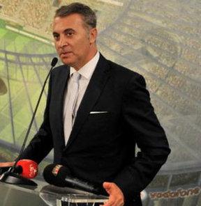 Fikret Orman'dan Trabzonspor'a