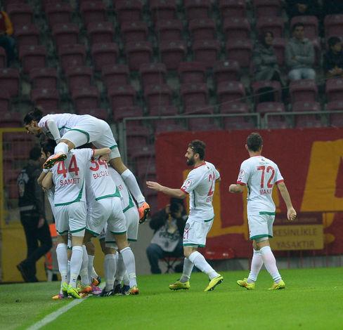 Galatasaray: 0 – Diyarbakır BŞB: 2