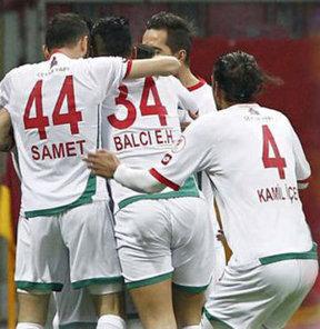 Galatasaray: 0 - Diyarbakır BŞB: 2
