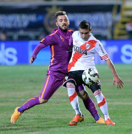 Galatasaray: 1 – River Plate: 1