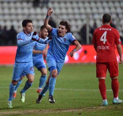 Manisaspor: 0 – Trabzonspor: 2