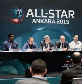 """All-Star 2015"" kadroları açıklandı"