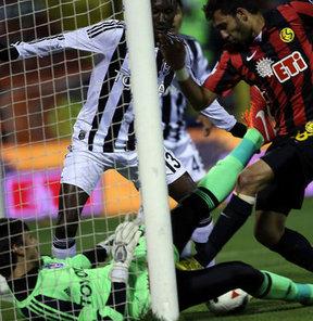 Eskişehir-Beşiktaş maçında tartışılan pozisyon