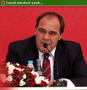 HTSPOR.COM Müdürü İsmail Annıkızıl yazdı...