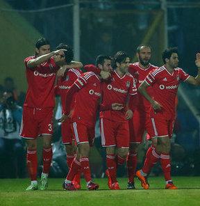 Adana Demirspor: 1 - Beşiktaş: 4