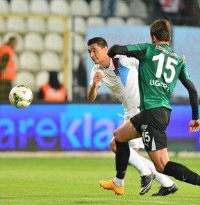Akhisar: 1 -Trabzonspor: 1