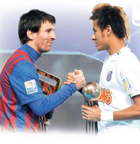 Barcelona Başkanı Rosell, Neymar'ı almadan önce Messi'ye danışmış