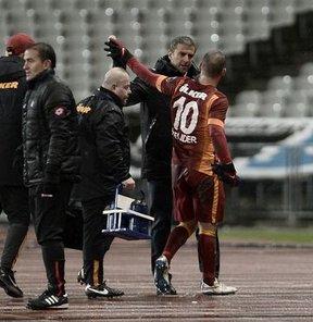 Allegri'den flaş Sneijder açıklaması