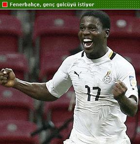 'Altın ayak' Fenerbahçe'ye