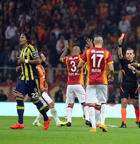 Alves'in bileti kesildi