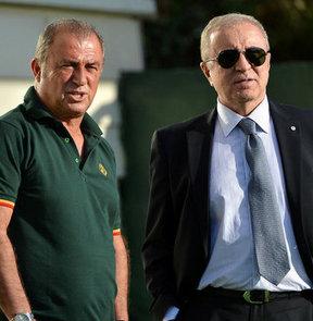 Galatasaray Başkanı, Fatih Terim ile ilgili konuştu
