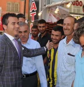 """""""Bakanım Fenerbahçe'yi kurtarın"""""""