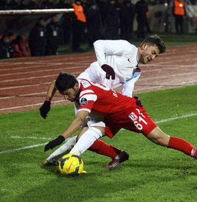 Balıkesirspor: 2 - Trabzonspor: 2