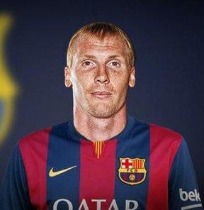 Barça'dan bir transfer daha