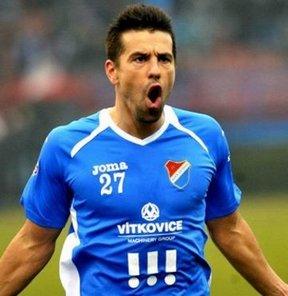 Banik Ostrava'da forma giyen Milan Baros'a Spor Toto Süper Lig ekiplerinden Sivasspor teklif götürdü.