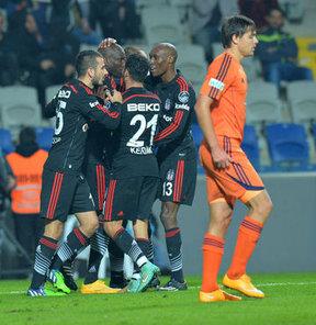 Başakşehir:1 - Beşiktaş:2