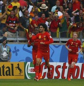 Belçika - Cezayir (CANLI)