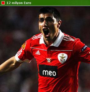 Benfica 'Evet' dedi