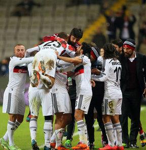 Beşiktaş: 3 - Akhisar Belediye: 1