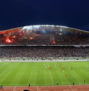 Beşiktaş-G.Saray derbisi Olimpiyat'ta