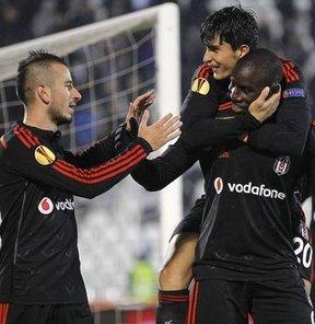 Beşiktaş, G.Saray'ın rekorunu kırdı!