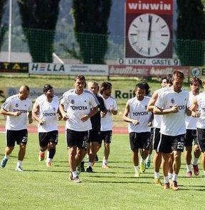 Beşiktaş'ın programında değişiklik