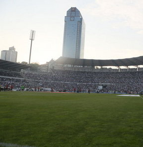 İnönü Stadı'nın yıkılıp yıkılmayacağına dair söylentilerin artması üzerine Beşiktaş Belediyesi son noktayı koydu