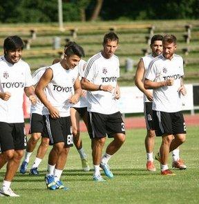Beşiktaş, yeni sezon hazırlıkları çerçevesinde yarın Schalke 04 ile karşılaşacak.