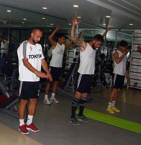 Beşiktaş'ta Rize mesaisi