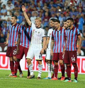 Beşiktaş ve Trabzon'a ceza