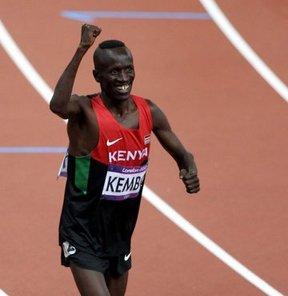 17. Akdeniz Oyunları'nda atletizm erkekler 3 bin metre engellide Türkiye'den Tarık Langat Akdağ gümüş madalya kazandı