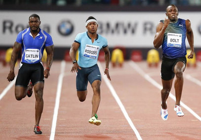 Bolt geçildi…