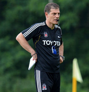 Beşiktaş Teknik Direktörü Slaven Bilic açıklamalarda bulundu