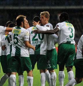 Spor Toto Süper Lig 7. hafta maçında Karabükspor, Bursaspor ile karşılaşıyor