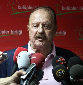 Kulüpler Birliğinin yeni başkanı İlhan Cavcav, ''sağduyu'' çağrısı yaptı