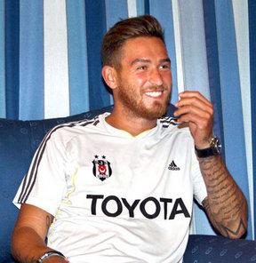Beşiktaş'ın yeni transferi Ömer Şişmanoğlu, Almanya kampına katıldı