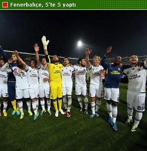 Spor Toto Süper Lig'in 6. haftasında Fenerbahçe, deplasmanda Gençlerbirliği'ni 1-0 mağlup etti; üst üste 5. galibiyetini aldı. Liderliğe yükselen sarı-lacivertli ekibin galibiyet golünü Dirk Kuyt kaydetti. Hollandalı ligdeki gol sayısını 5'e çıkardı.