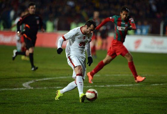 Diyarbakır BŞB: 1 – Galatasaray: 4