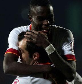 Diyarbakır BŞB: 1 - Galatasaray: 4