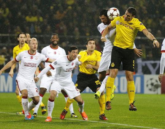Dortmund: 4 – Galatasaray: 1