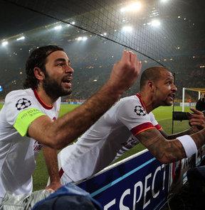 Dortmund'da olaylar...