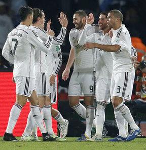 Dünyanın en büyüğü Real Madrid