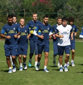 Fenerbahçe, Sanica Boru Elazığspor ile oynayacağı karşılaşmanın hazırlıklarını tamamladı