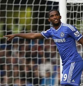İngiltere Premier Ligi takımlarından Chelsea'de forma giyen Kamerunlu golcü Samuel Eto'o, milli takımı bırakmaktan vazgeçti