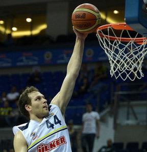 Fenerbahçe Ülker'in en önemli oyuncularından Bojan Bogdanovic, NBA takımlarından Brooklyn Nets ile 3 yıllık sözleşme yaptı