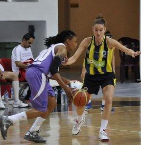 Erciyes Cup Turnuvası'nda Fenerbahçe, Orduspor'u 70-61 yendi